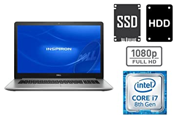 DELL Inspiron 15 5570 - Core i7 - 8550u - 16 GB DDR4 RAM ...