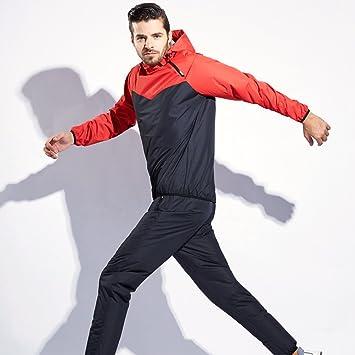 Finesdear - Traje Deportivo para Hombre, para Correr, Yoga ...