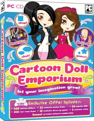 Cartoon Doll Emporium - PC -