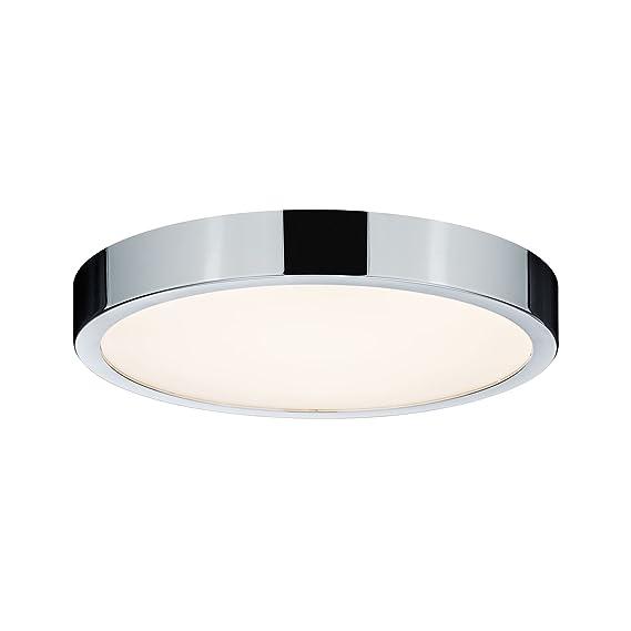 Paulmann 70882 Deckenleuchte Led Panel Aviar Deckenlampe Flach