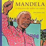capa de Mandela: O africano de todas as cores