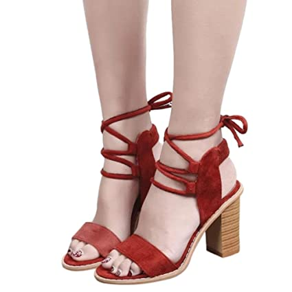 591709078 Image Unavailable. Image not available for. Color  Women High Heels Office Shoes  Flats ...