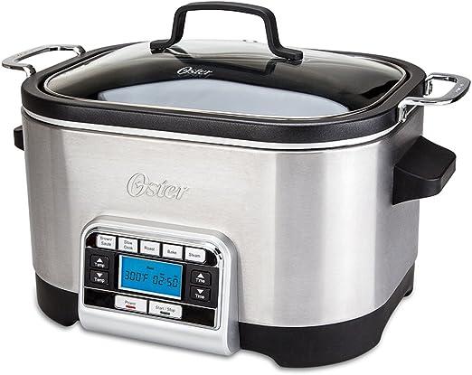 OSTER CKSTSCMC6-SHP One Pot Multi-Cooker by: Amazon.es: Hogar