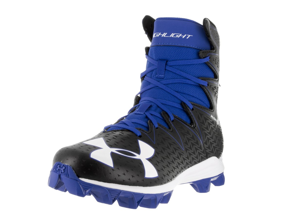 Under Armour メンズ B01GQKXW1G 6.5 D(M) US|Black/Team Royal Black/Team Royal 6.5 D(M) US