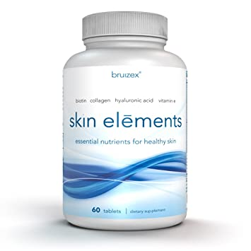 Skin Elements by Bruizex: Vitamins for Skin Care, Repair and Rejuvenation with Anti-