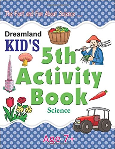 Book 24. Kids 5th Activity 7+ Science