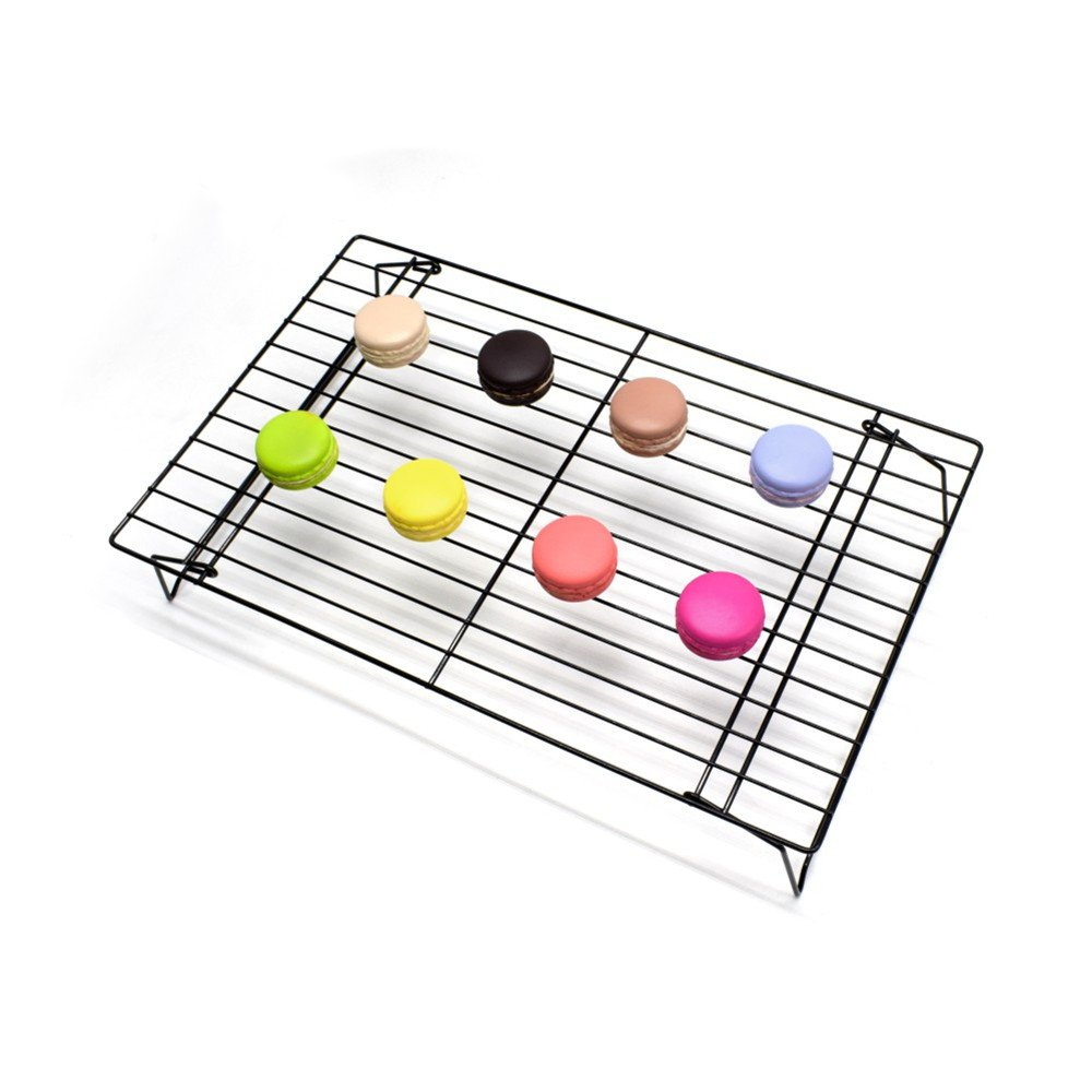 AK ART KITCHENWARE 3 layers Cooling Racks for cookie cake bread Oven Rosting by AK ART KITCHENWARE (Image #4)