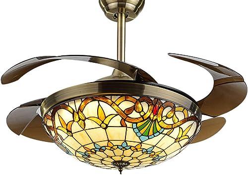 Bagood 42″ Mediterranean Style Ceiling Fan