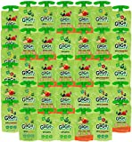 GoGo Squeez (36 Count) Organic Applesauce, Fruit, Veggies Variety Pack