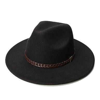 GHC gorras y sombreros Sombrero grande de fieltro de Cloche Cowboy ...
