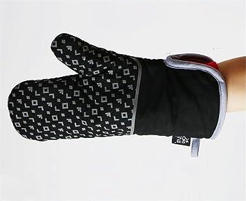 Backen Im Küchenofen : Qxwl ofenhandschuh anti rutsch küchenofen handschuhe