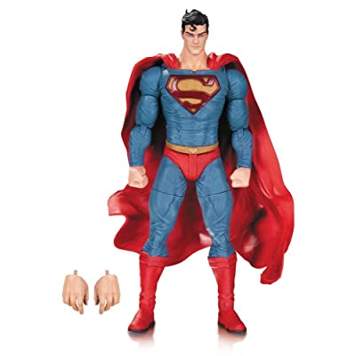 DC Collectibles DC Comics Designer Series: Lee Bermejo Superman Action Figure: Toy: Toys & Games