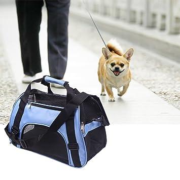UEETEK Mochila Portador Para Mascotas Bolsa de Transporte ...