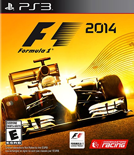 F1 2014 (Formula 1) - PlayStation 3 by Bandai