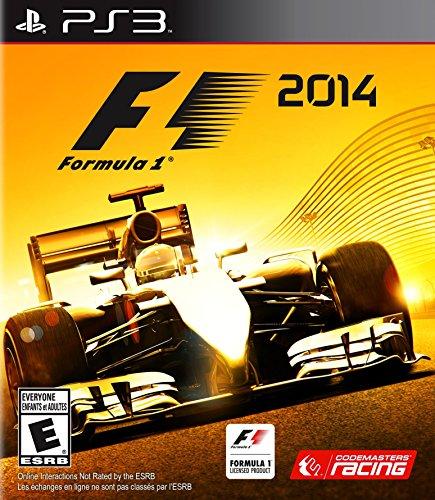 F1 2014 (Formula 1) - PlayStation - Ups Held In Warehouse