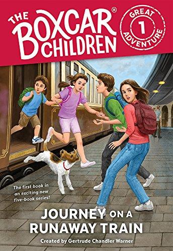 Train (The Boxcar Children Great Adventure) (Train Car Boxcar)