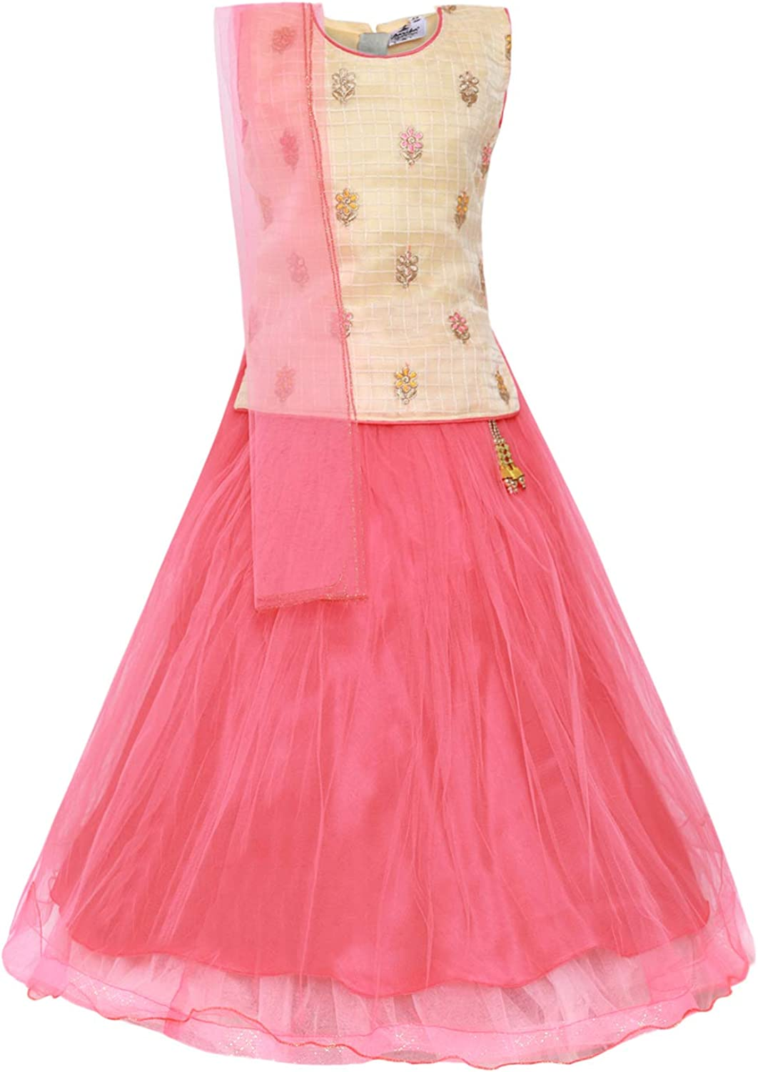 Aarika Girls dresses 86% Off from Rs 153  at Amazon