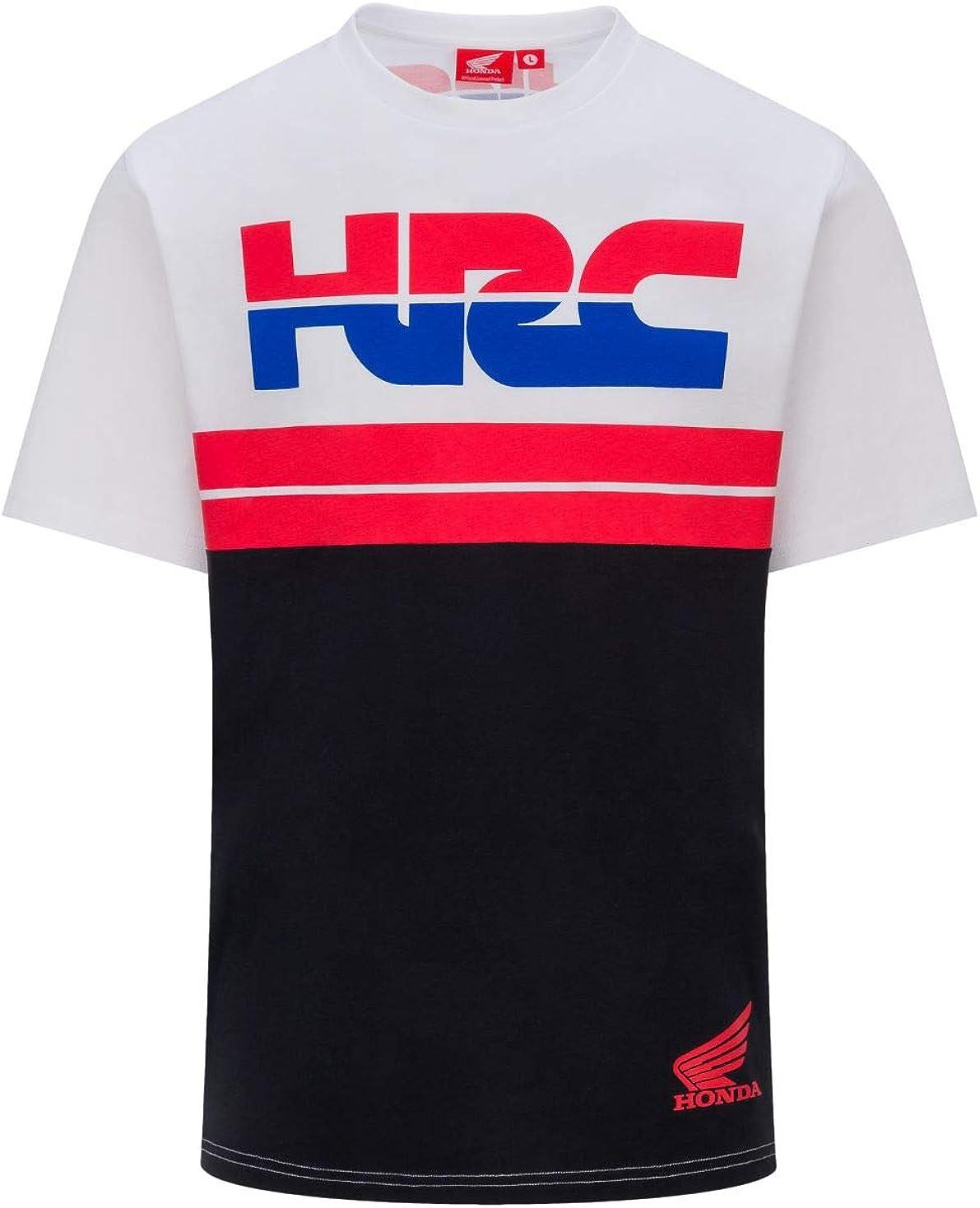 HRC RACING T-Shirt Team 2 Stripes Officiel MotoGP