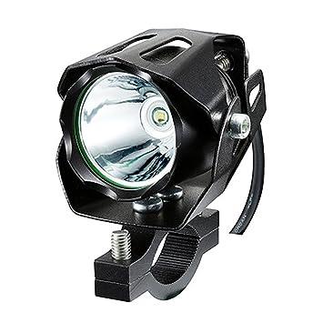 Luces LED de Moto Faro Bicicletas eléctricas llevadas adelante Impermeable 12V 48V 60V: Amazon.es: Deportes y aire libre