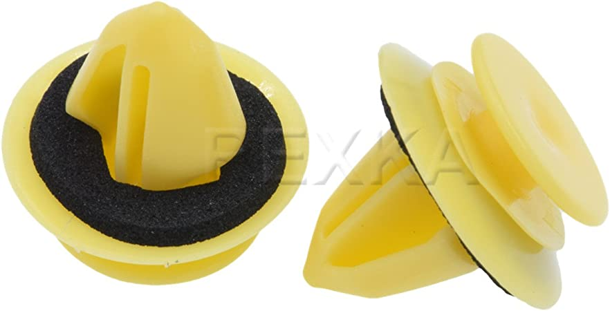 15 Mercedes-Benz Door Garnish Moulding Retainers 000-991-63-98 000-991-63-98-M22