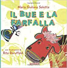 Il Bue e la Farfalla (Siska - goWare) (Italian Edition