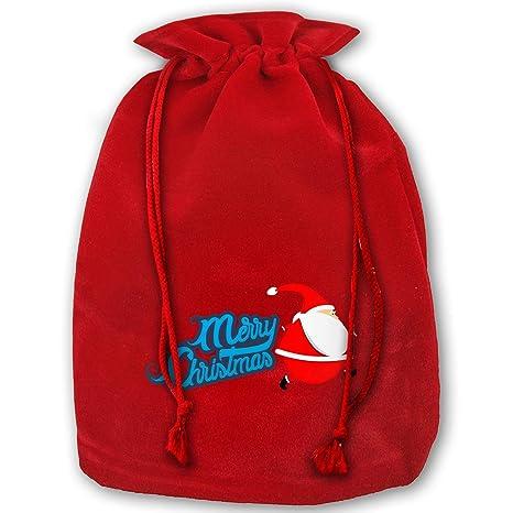 DongHH - Saco de Papá Noel personalizable para regalo de ...