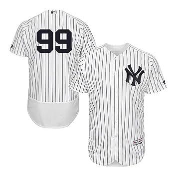 dbb21845 Amazon.com : VFs Men's New York Yankees Aaron Judge #99 Flex Base ...