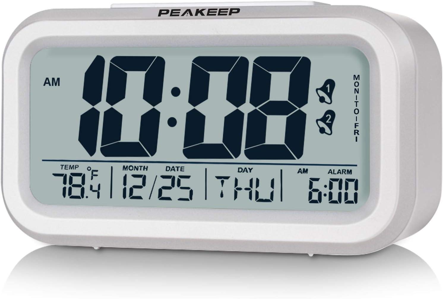 Weekday Alarm Clock