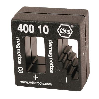 Wiha 40010 Magnetizer or Demagnetizer, Color may vary - Screwdriver Bits - .com