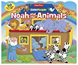 #1: Fisher Price Little People Noah and the Animals: 50 Fun Flaps to Lift!