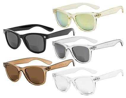 Eyekepper Clásico Bifocales Gafas De Sol Para Mujeres 5 ...