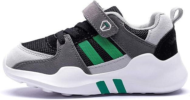 Basket Enfants Gar/çon Chaussure de Sport Antid/érapantes Chaussures de Running Respirantes Sneakers pour Enfant Gar/çon Fille 26-37