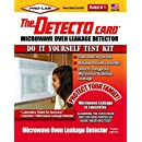 Pro-Lab MD115 Microwave Oven Leakage Detector Do It Yourself Test Kit