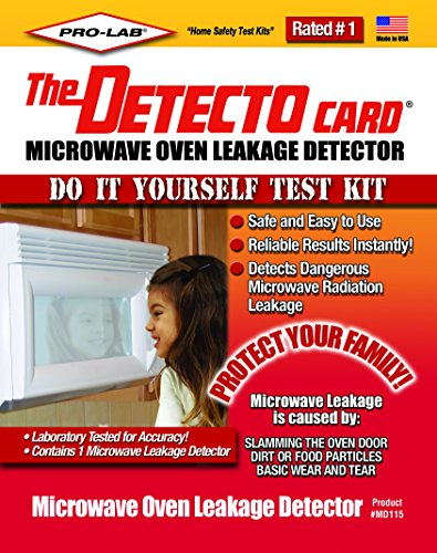 Leakage Detector (Pro-Lab MD115 Microwave Oven Leakage Detector Do It Yourself Test)