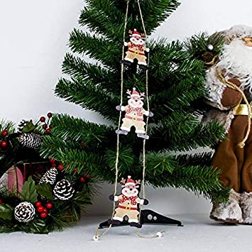 Ladder Christmas Tree.Bibon Christmas Pendant Ladder Christmas Tree Drop Ornaments