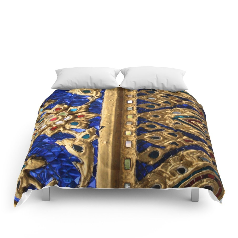 Society6 Thai Royal Walls Comforters Full: 79'' x 79'' by Society6