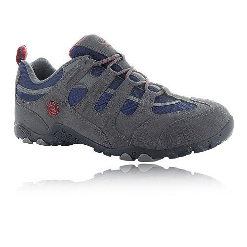 Hi-Tec Quadra Classic Zapatilla de Trekking - SS18-47: Amazon.es: Zapatos y complementos