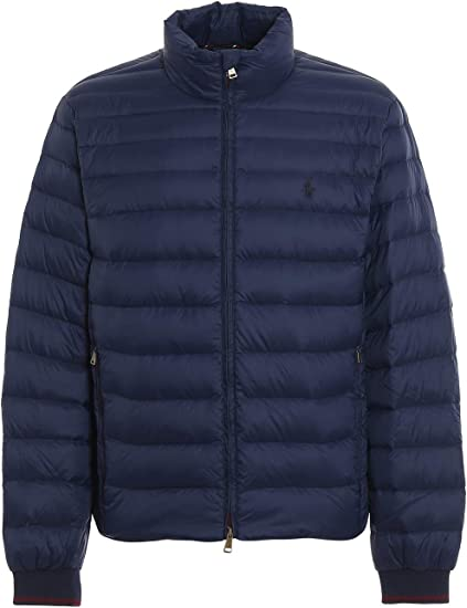 POLO RALPH LAUREN Holden v2 Jacket Blu Uomo XL: Amazon.co.uk