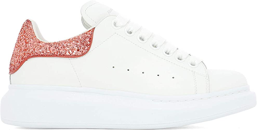Alexander McQueen , Baskets pour Femme Blanc EU Blanc