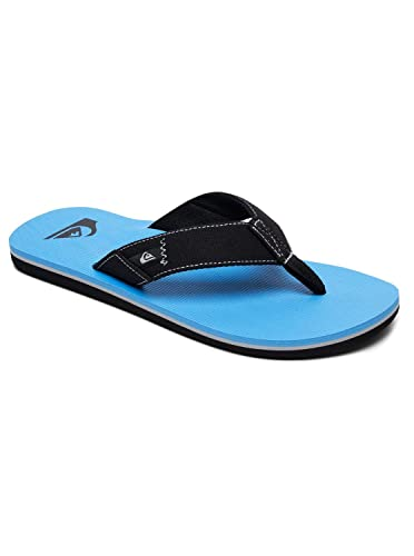 15b15ee160359b Quiksilver Men s Molokai Abyss Flip Flops  Amazon.co.uk  Shoes   Bags