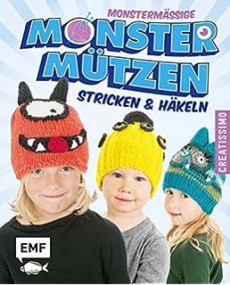 Kindermützen Häkeln Amazonde Bücher