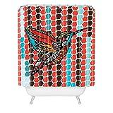 Deny Designs Julia Da Rocha Humm Shower Curtain, 69'' x 90''
