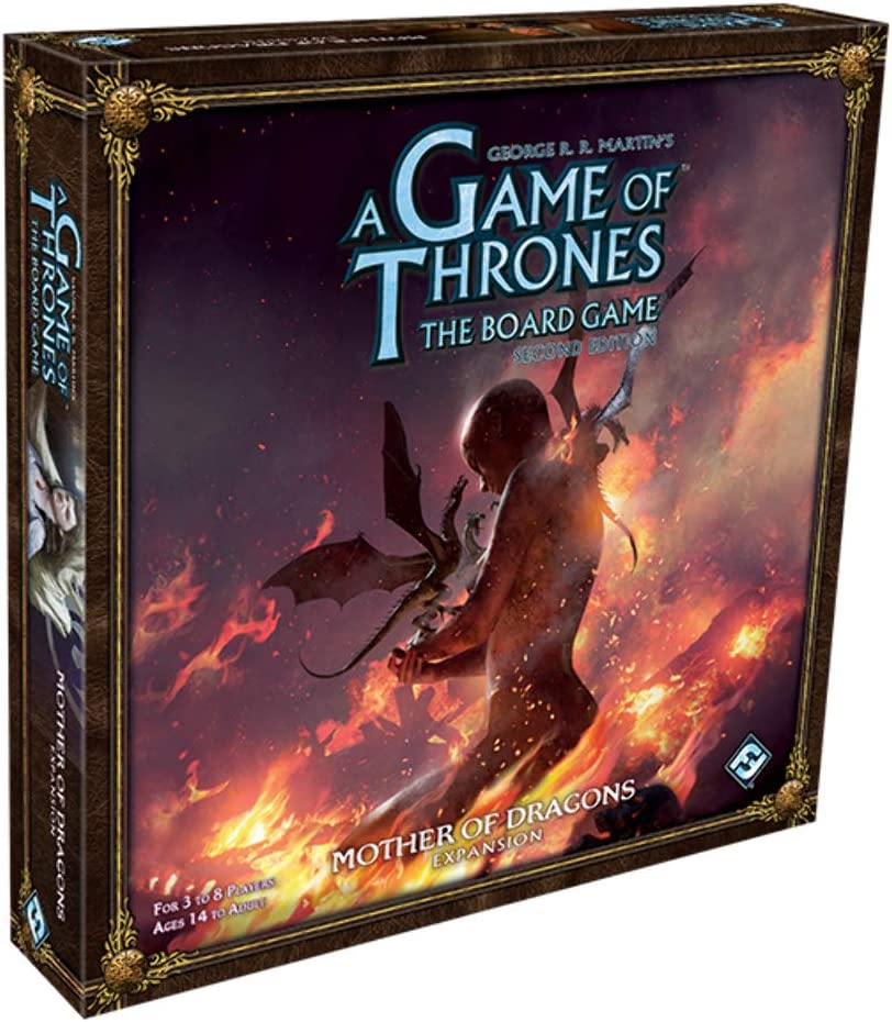 Fantasy Flight Games Juego de Mesa Game of Thrones: Amazon.es ...