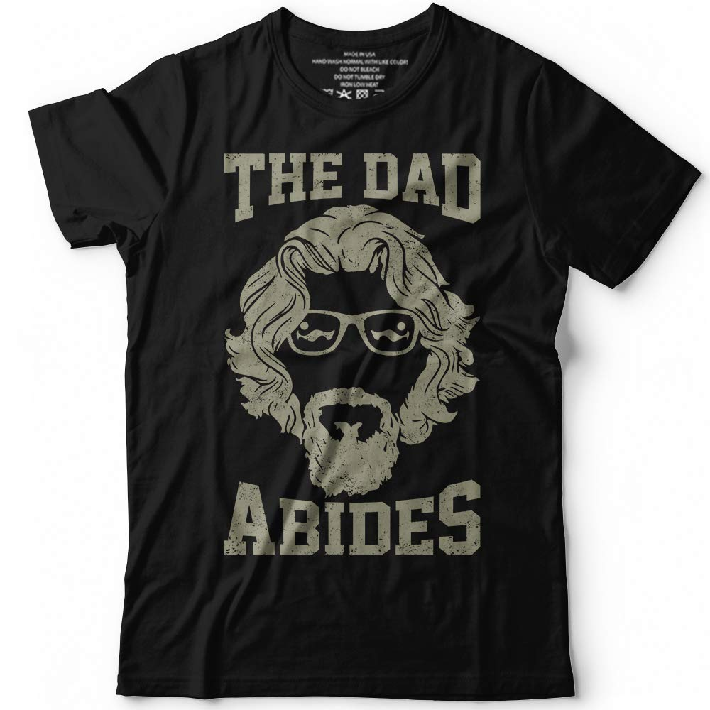 Father S Day God Of Thunder Abides Gift T Shirt Customized Handmade T Shirt Tank To
