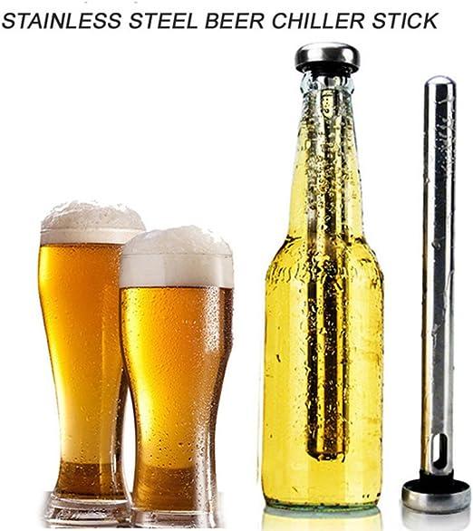 Compra Merrday Bebidas de Acero Inoxidable Enfriador de Cerveza ...