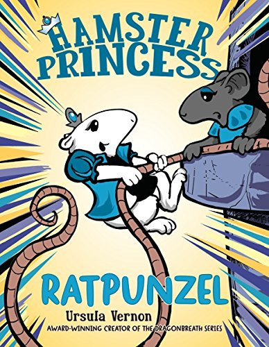 Hamster Princess: Ratpunzel by Dial Books (Image #1)