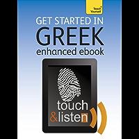 Get Started In Beginner's Greek: Teach Yourself: Audio eBook (Teach Yourself Audio eBooks)