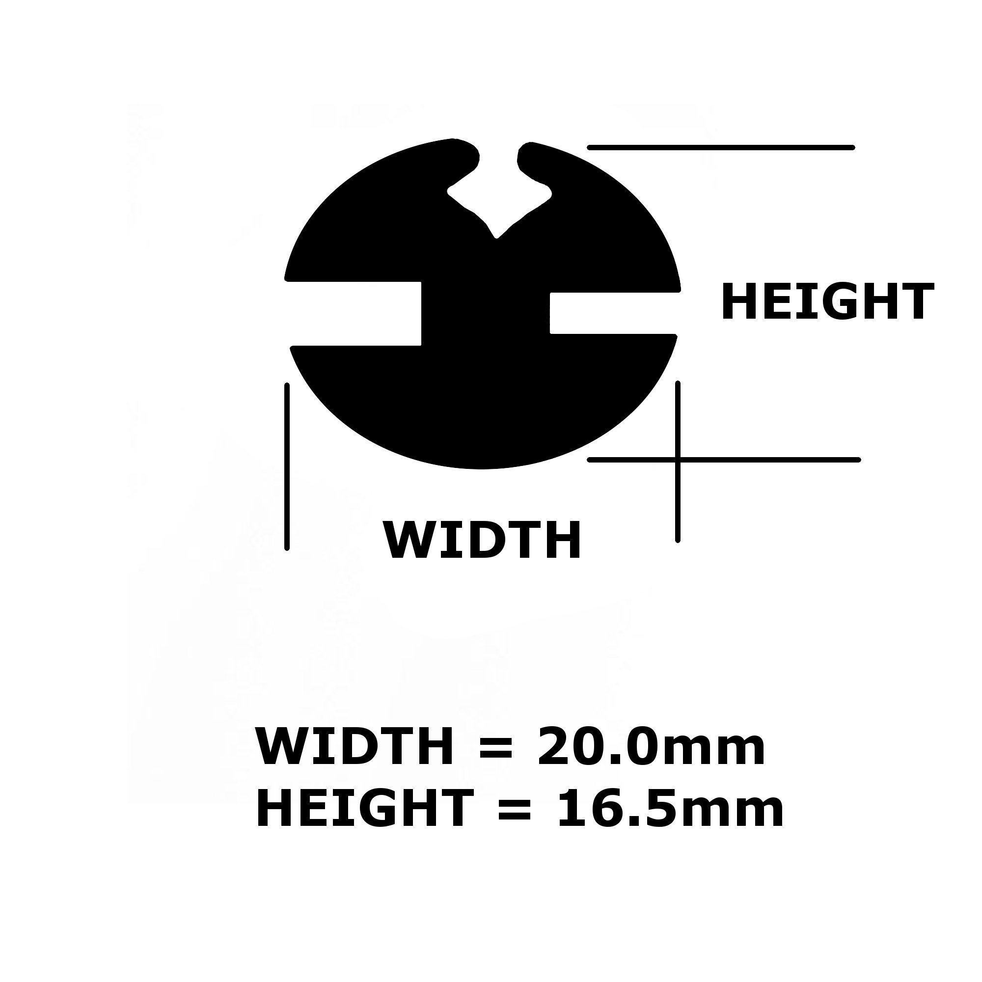 BLACK AND WHITE UPVC WEDGE WINDOW DOOR RUBBER GASKET SEAL R3235W various lengths