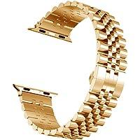 WEIZI Horlogebanden voor apple horloge serie 6 5 4/SE band 40mm 44mm Rvs link armband voor iwatch 3/2/1 38mm 42mm wirst…