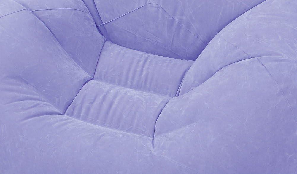 Lavender Inflatable Beanless Bag Chair Intex Lt Purple